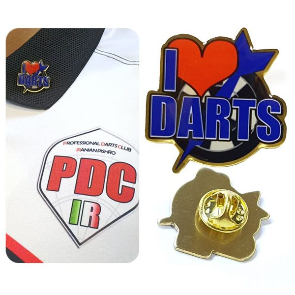 Brooch Darts 01